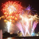 Largest Fireworks Display in North Florida