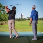 PGA TOUR Academy Hitting Bay