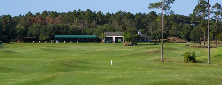 PGA TOUR Academy Range