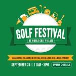 WGV Golf Festival 2016