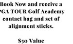 Contact bag and alignment sticks